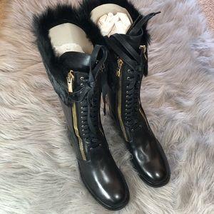 "🔥Salvatore Ferragamo ""authentic "" boots sz. 9 1/2"